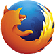 firefox browser logo icon